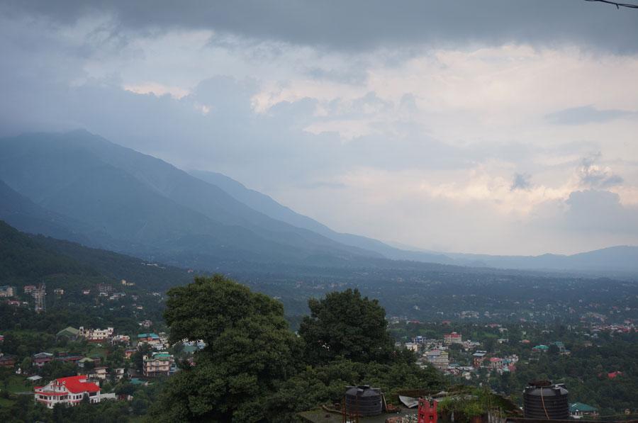 Dharamshala monsoon