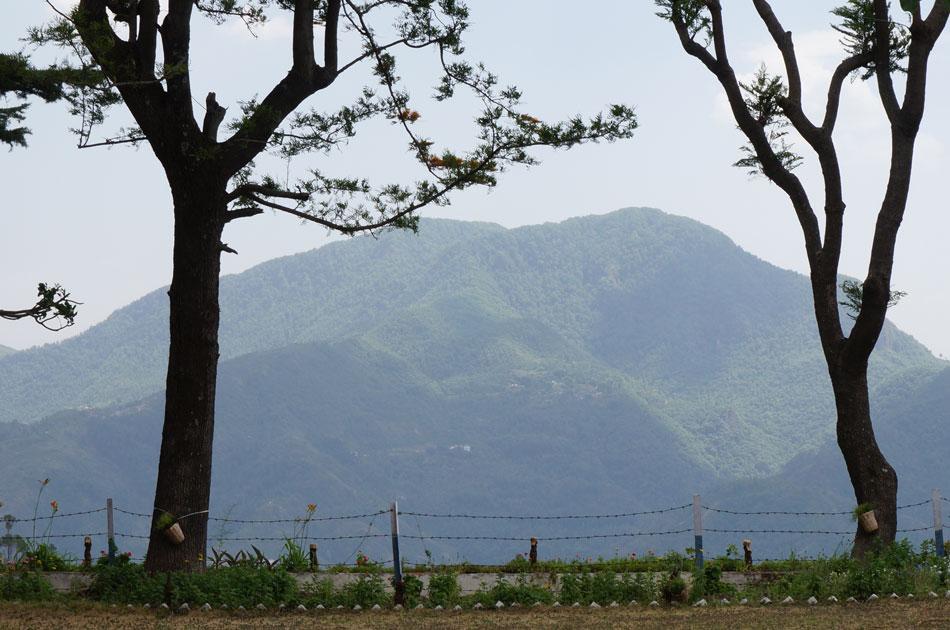 India mountains himalaya