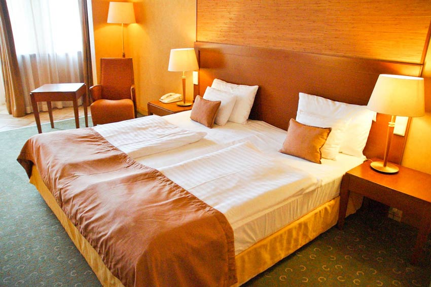 Cheap accommodation in India