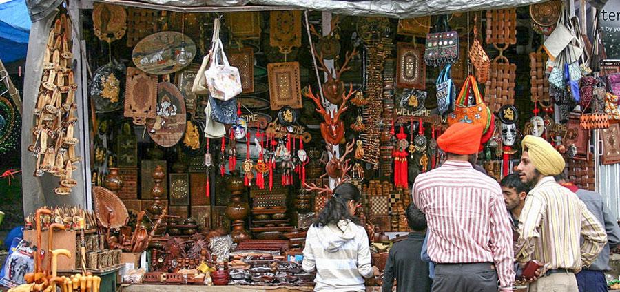 wood market Shimla