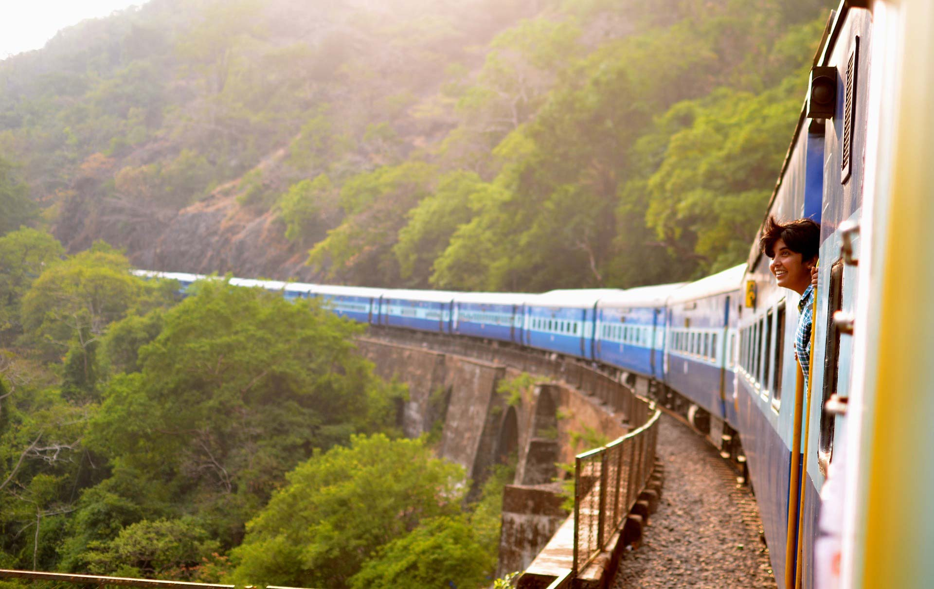 List of useful train apps in India