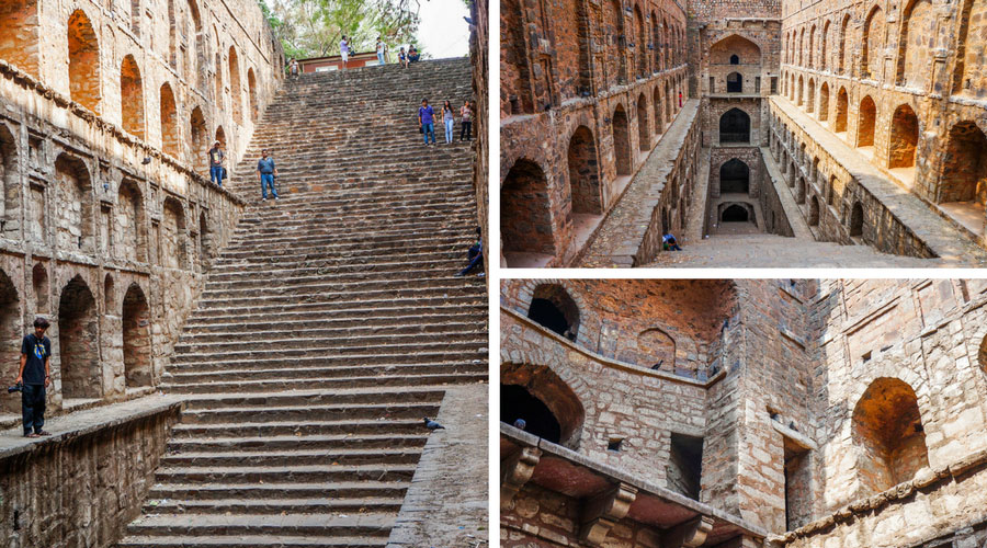 Step well Delhi
