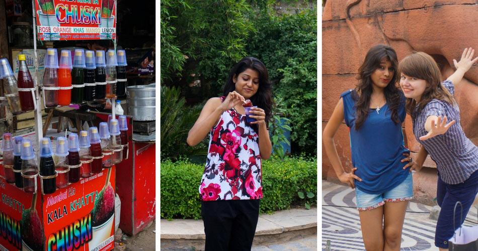Chuski in Delhi