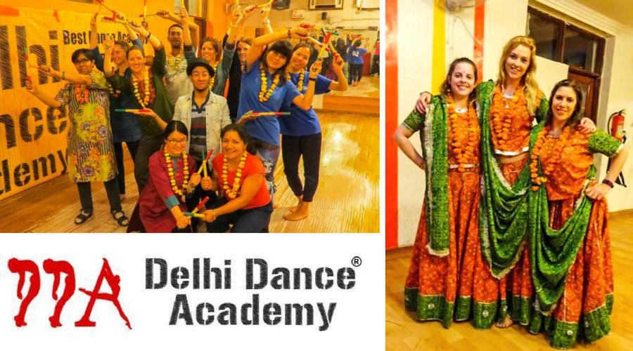 Delhi Dance Academy class