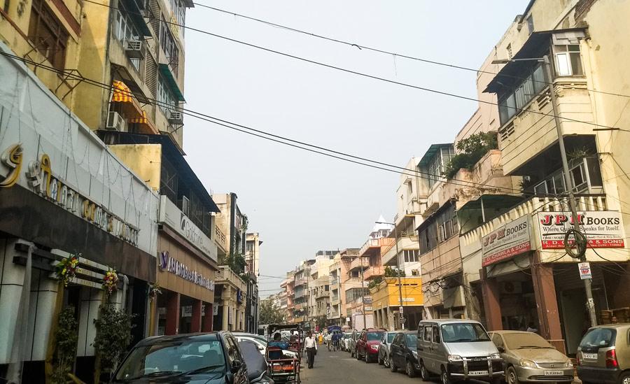 Publisher street Delhi
