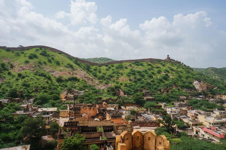 Jaipur view