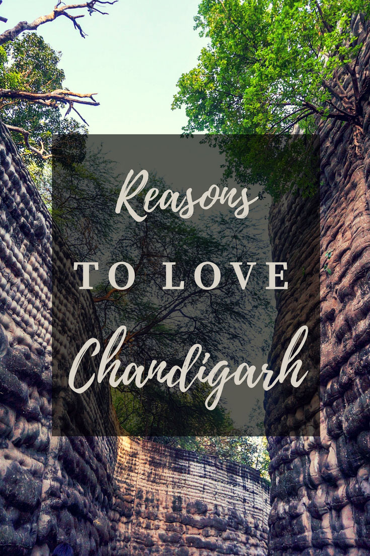 Reasons to love Chandigarh