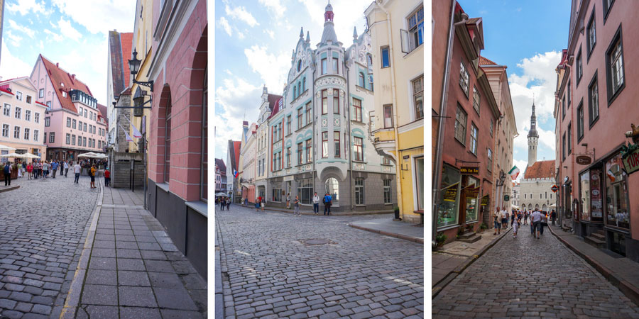 Tallinn free walking tour