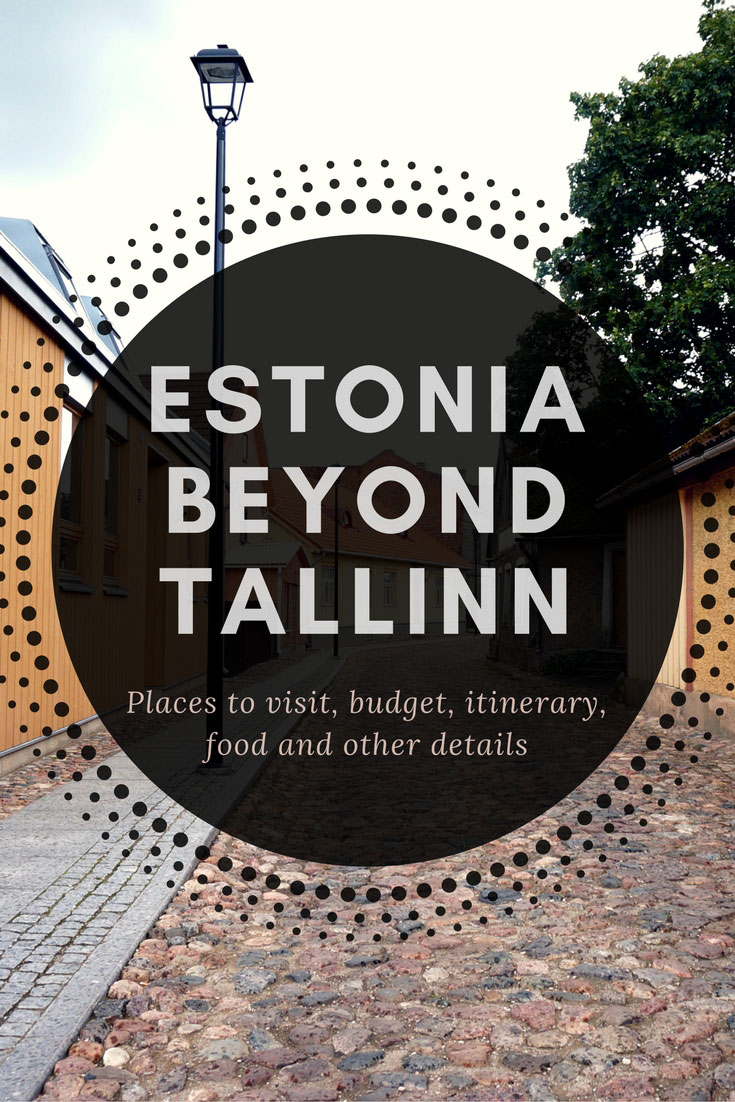 Travel in Estonia