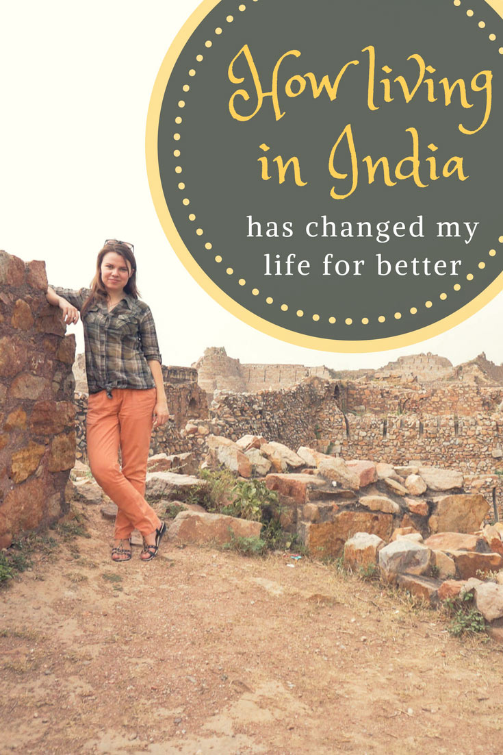 how living in India changed me PIN