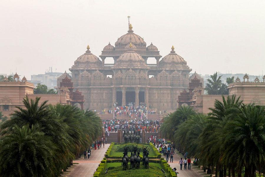Akshardham Delhi