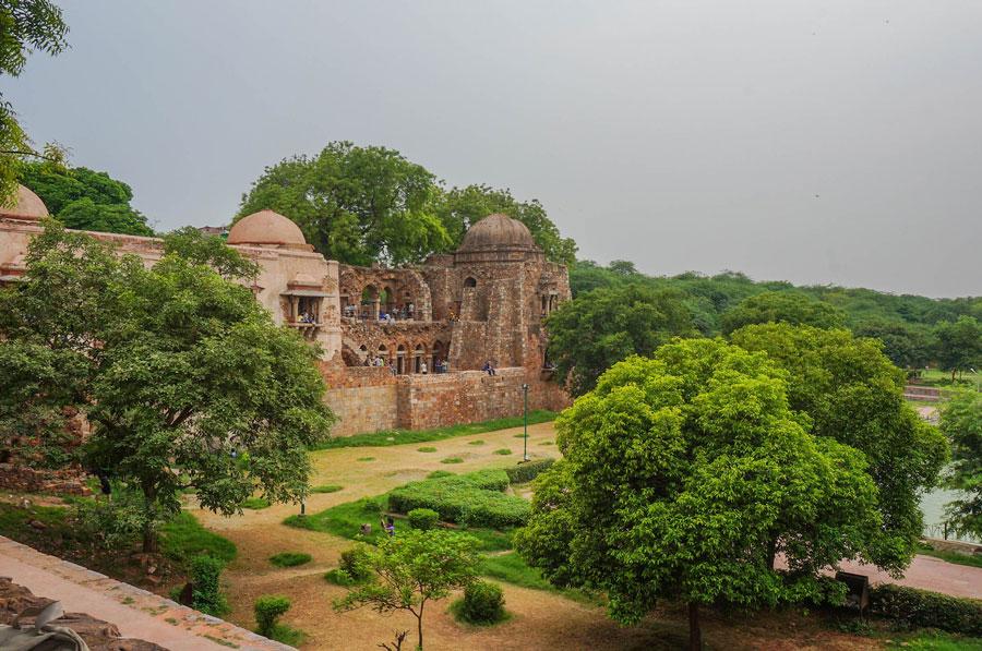 Hauz Khas Delhi
