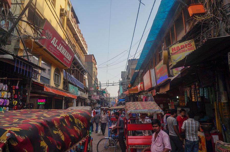 Chandni Chowk Street