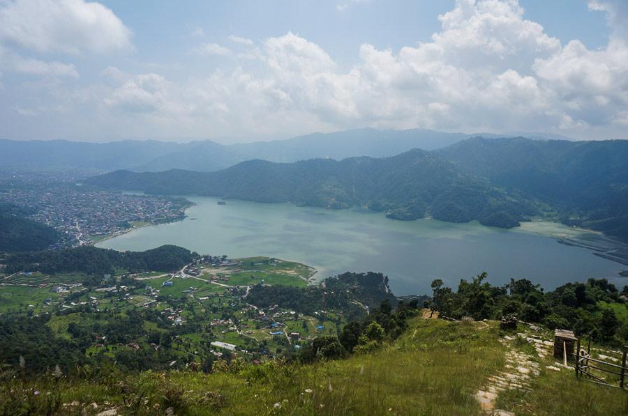 Sarangkot view
