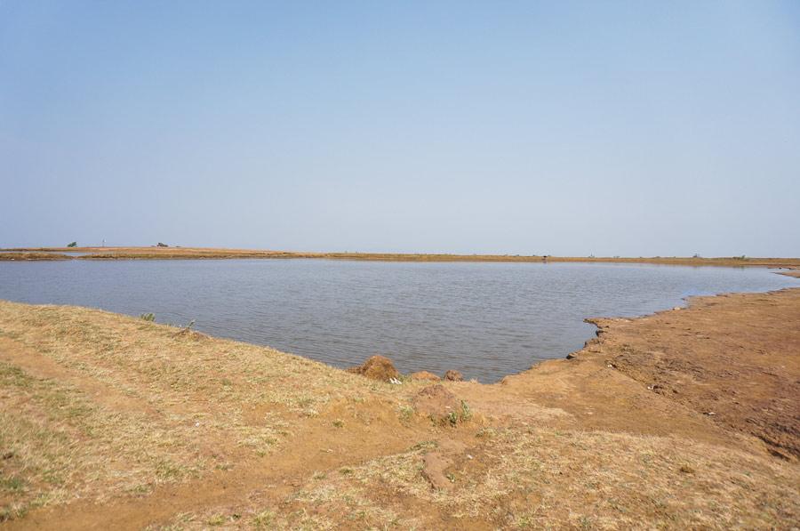 Table Land lake