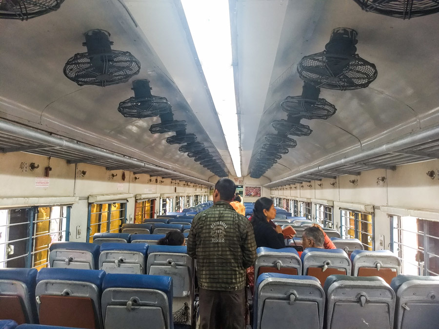 Shatabdi second sitting