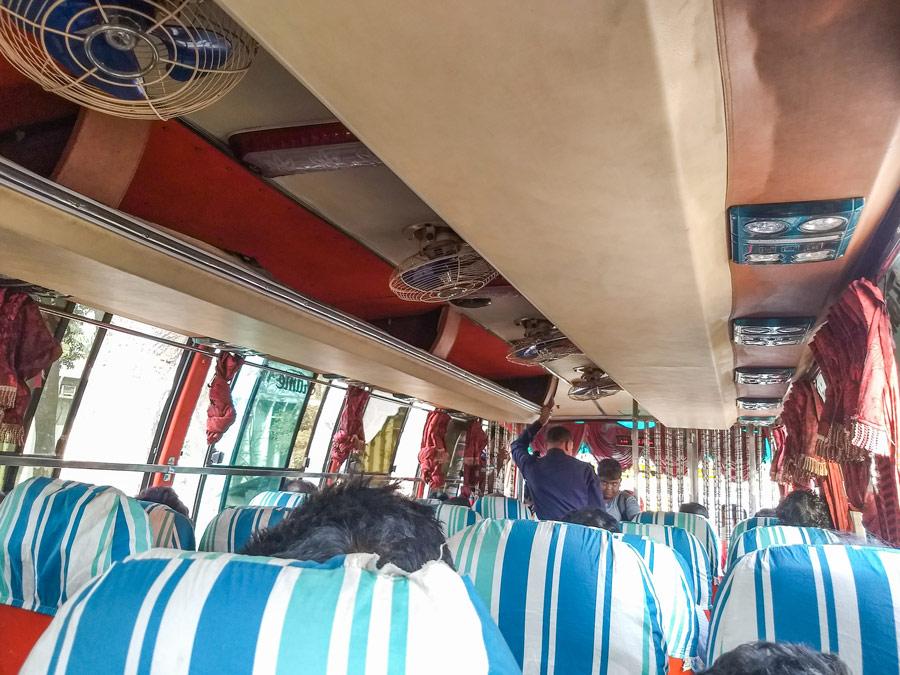 Bus Rajshahi