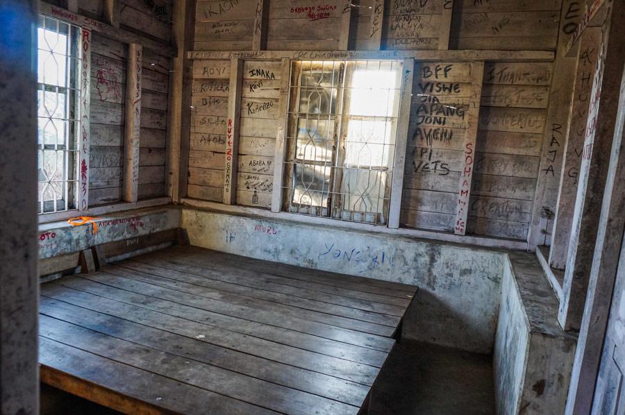 Dzukou Valley accommodation