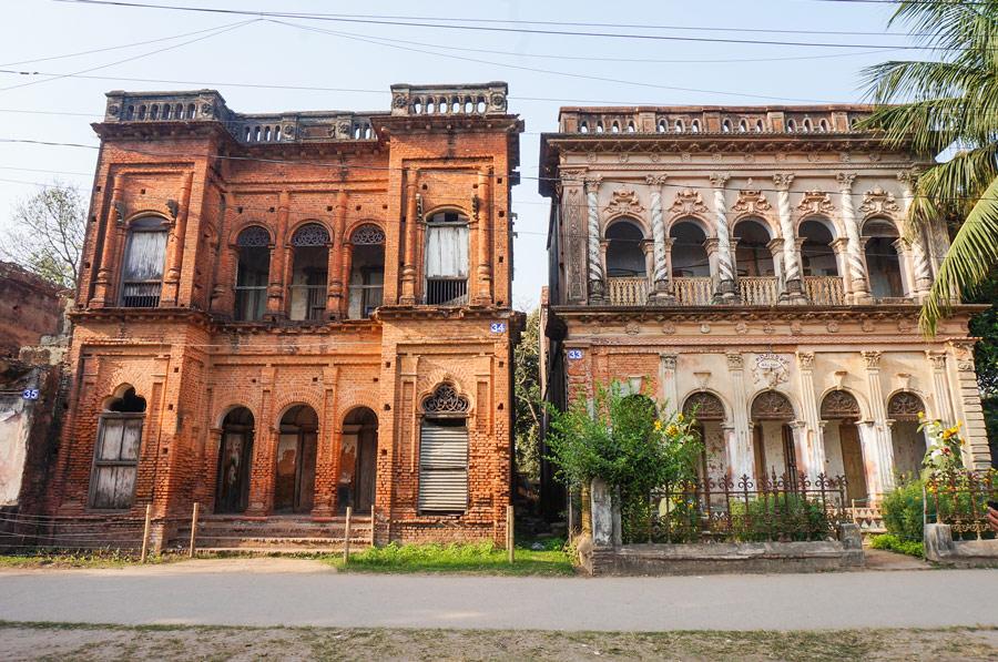 Panam City buildings