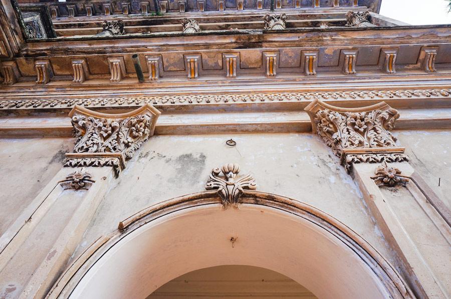 Panam Nagar architecture