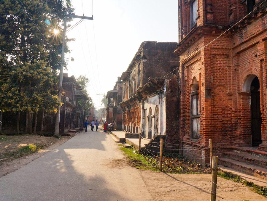 Panam Nagar street