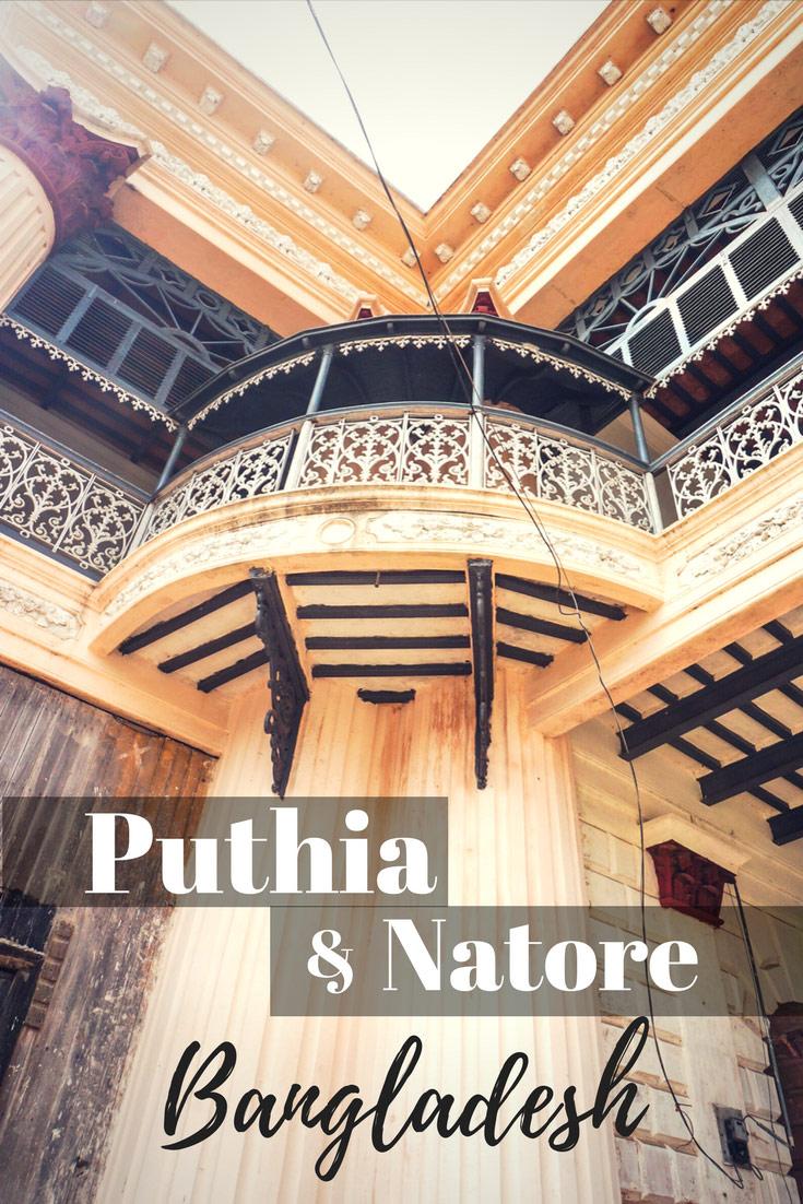 Puthia and Natore