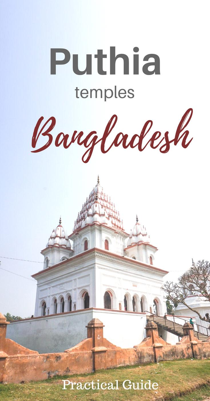 Puthia temples Bangladesh