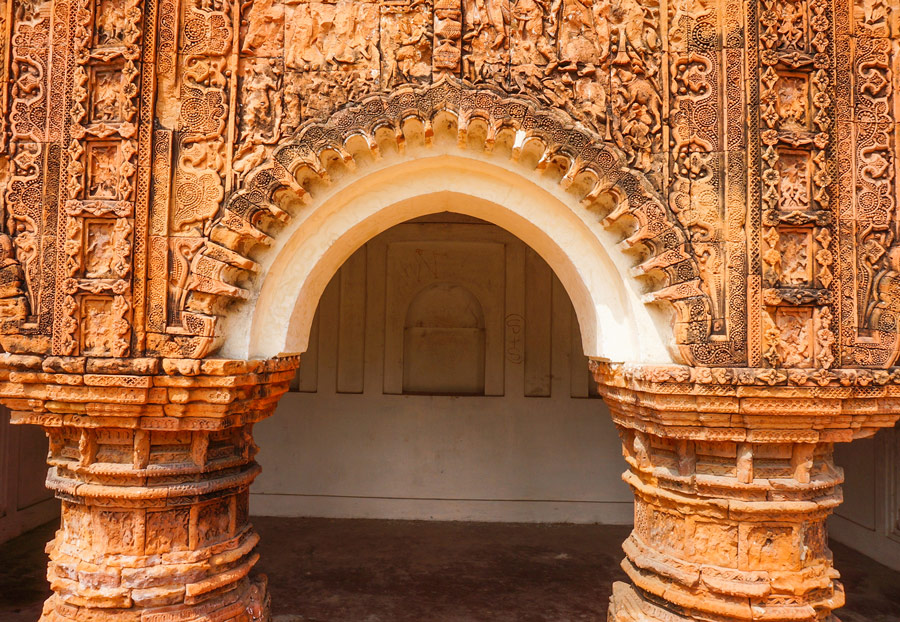 Terracota temples Bangalore