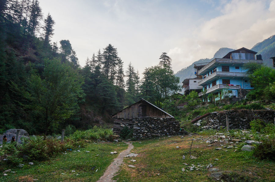 Jibhi homestays