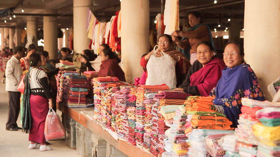 Mother Market Imphal