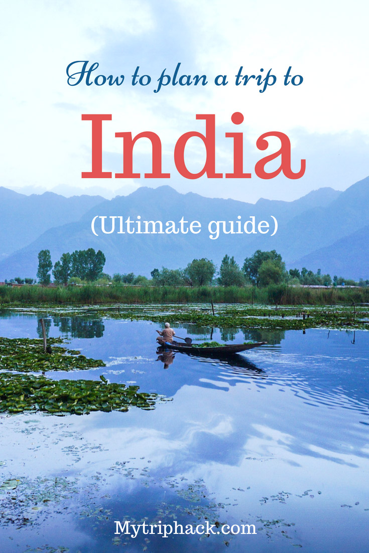 Travel India ultimate guide: places to visit in India, how long to stay, accommodation, travel budget, food, health, culture and other useful information for visitors. #India #travel