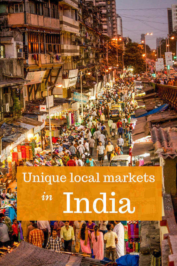 Unusual local markets in India