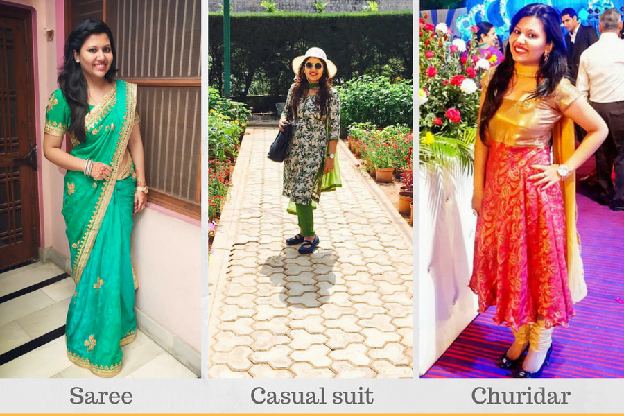 86a7d7fa59 Introduction to traditional wear in India for women