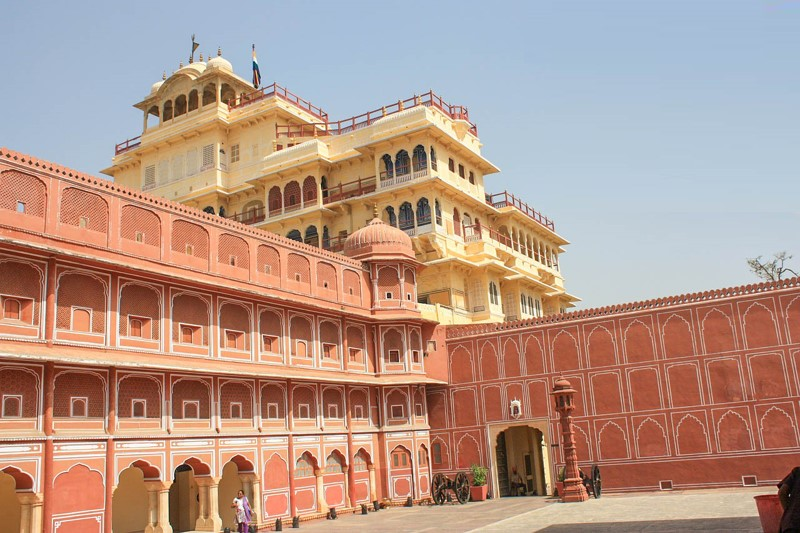 Pink city Jaipur trip for 2 days: