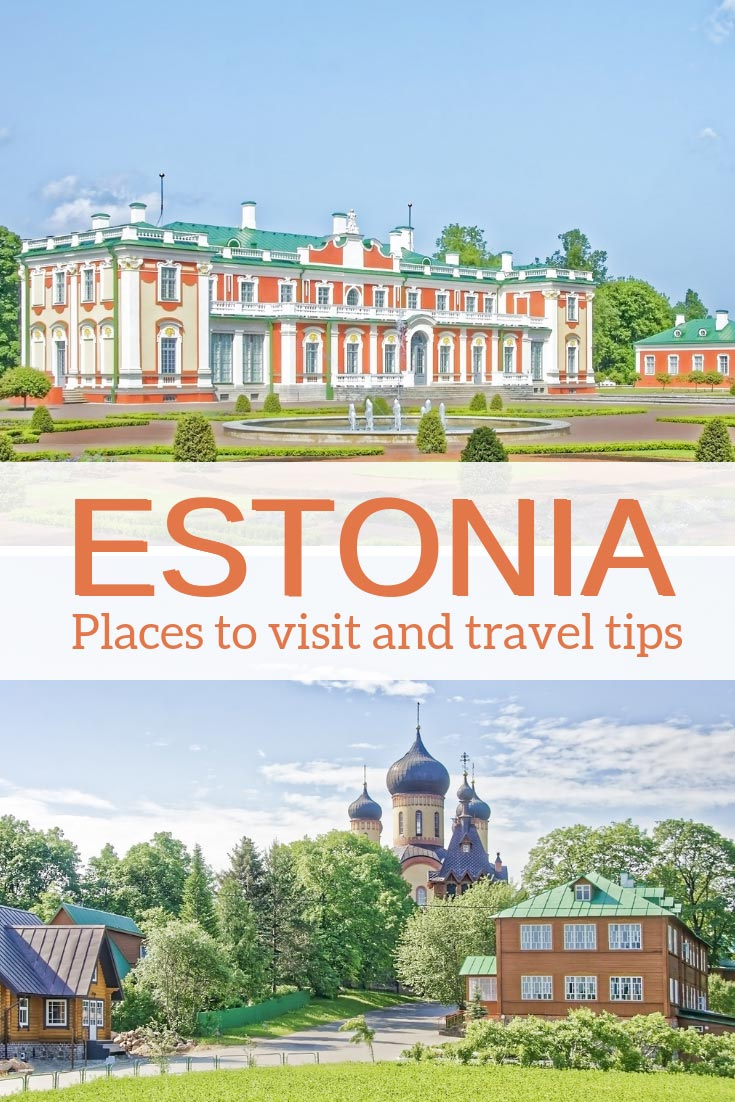 Estonia travel tips:  places to visit in Estonia beyond Tallinn, how to plan Estonia itinerary and other useful tips for your upcoming trip to Estonia