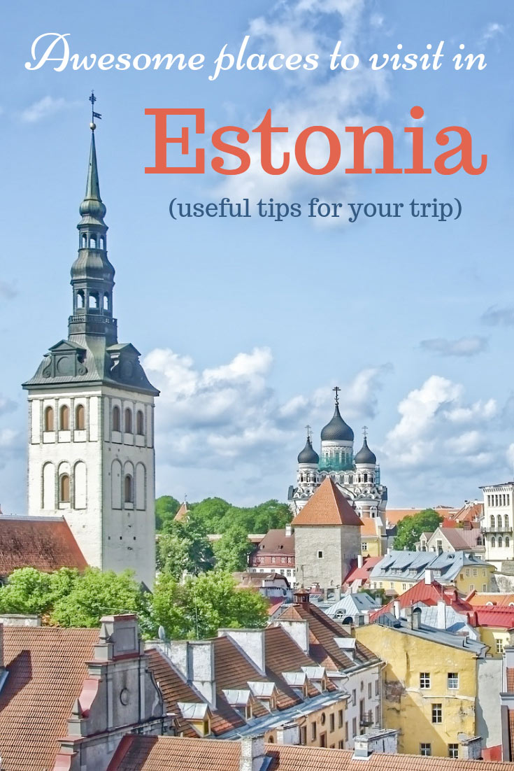 Plan a trip to Estonia: places to visit in Estonia, travel tips, how to commute within the country, what to pack and other useful travel tips for your trip. #Estonia