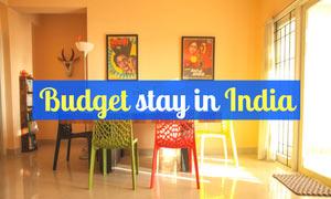 budget accommodation India