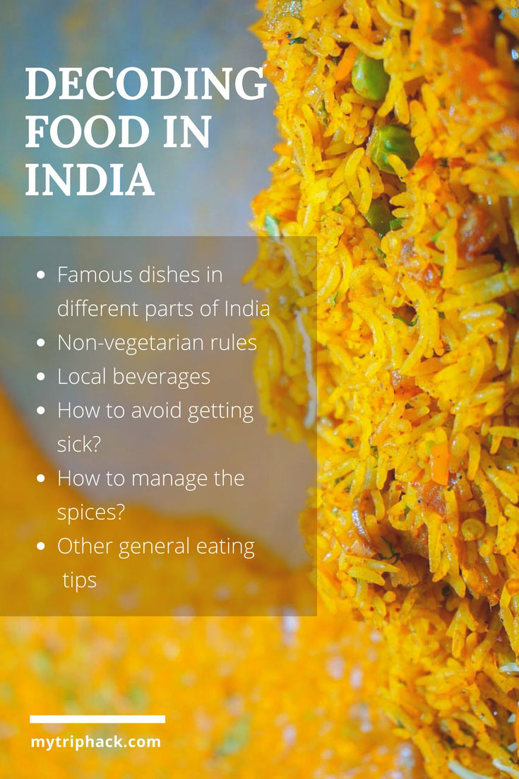 Decoding Food in India - guide for travelers