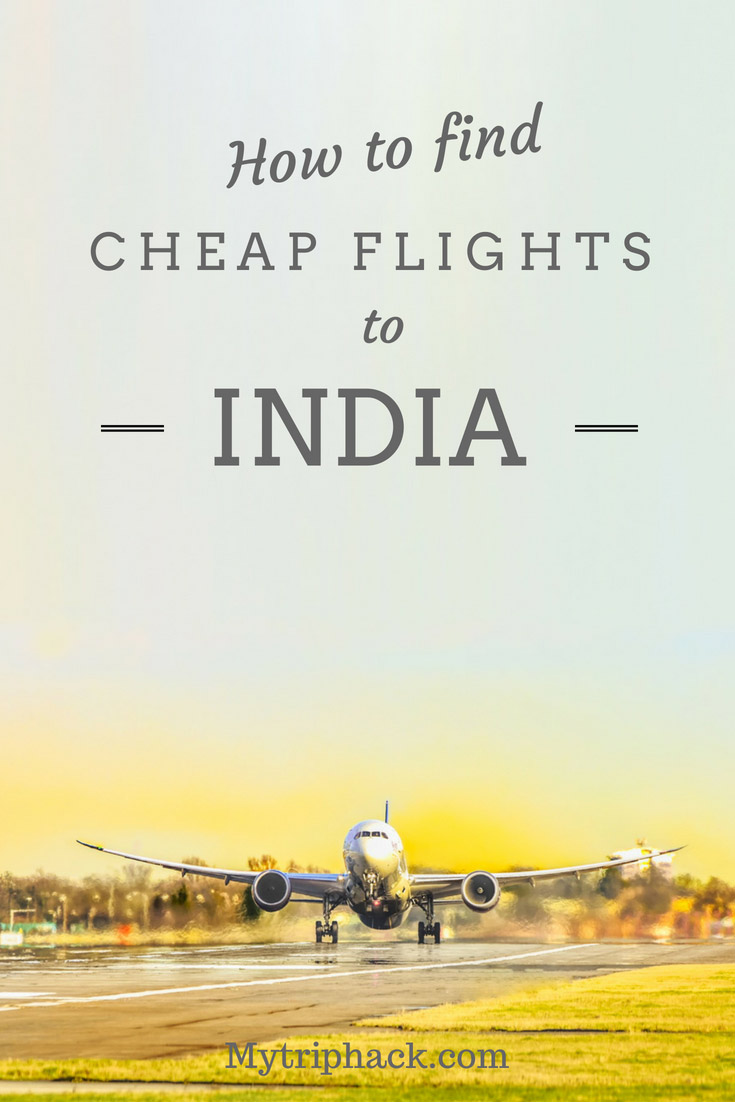 India cheap flights