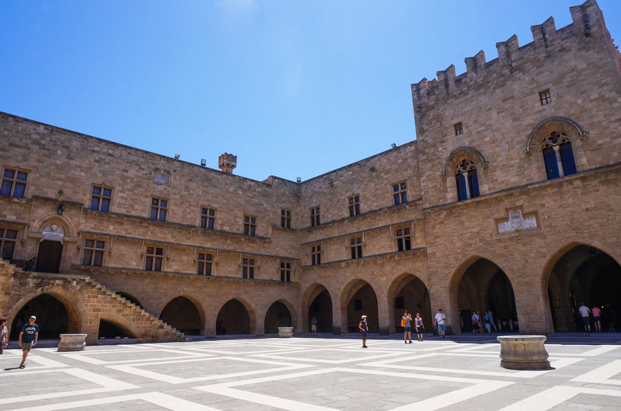 Palace of Grand Masters Rhodes