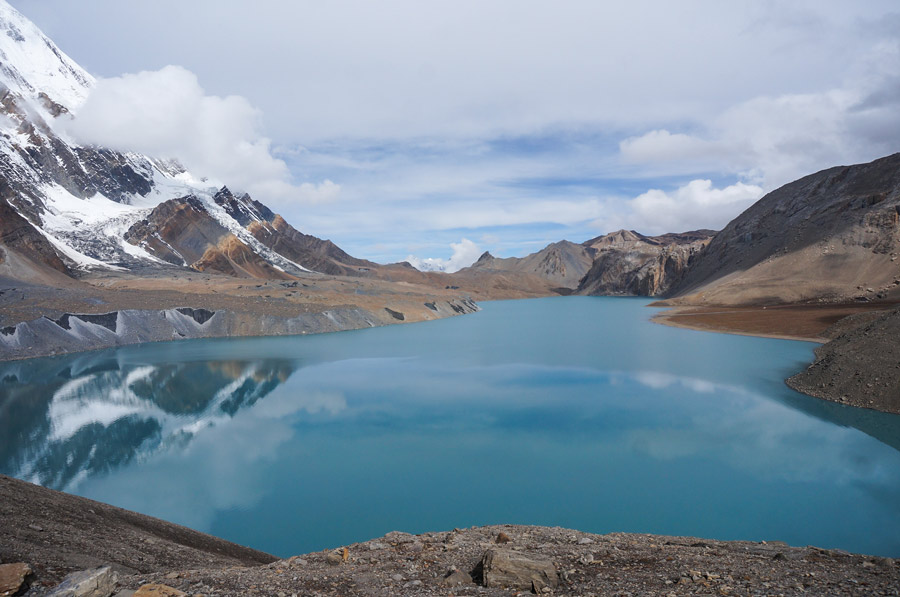 Trek Annapurna Circuit And Tilicho Lake By Yourself