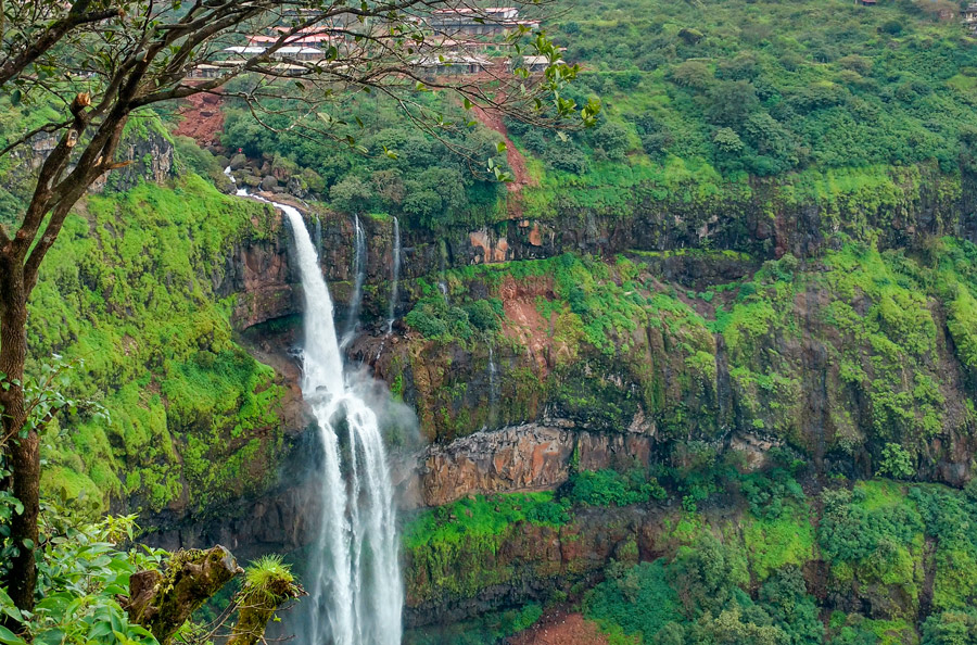 Mahabaleshwar waterfall