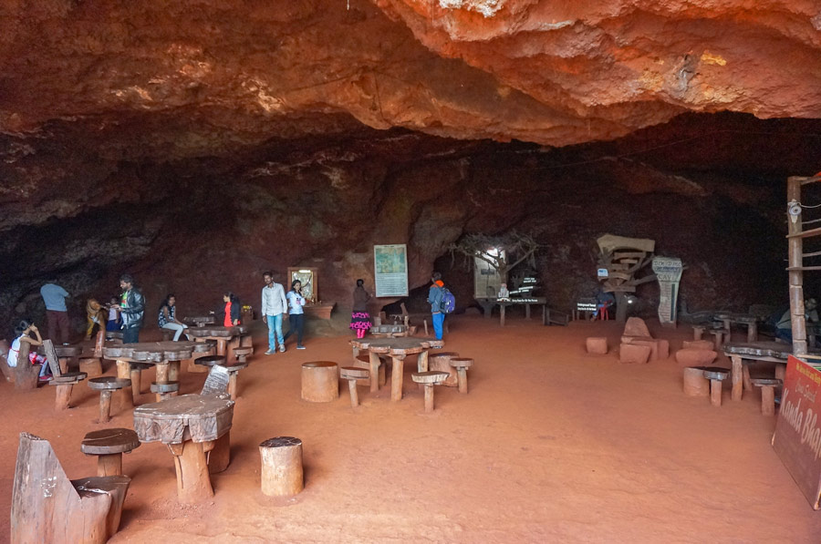 Table Land cave