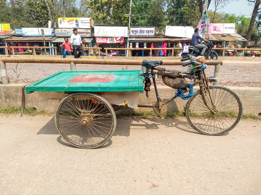 Electric cycle Bangladesh