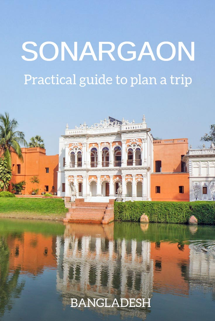 Sonargaon Bangladesh - a guide to the old capital of Bengol. Museum Complex, Panam city, how to reach Sonargaon from Dhaka, where to eat and other useful details to help you add this destination to youBangladesh travel itinerary.