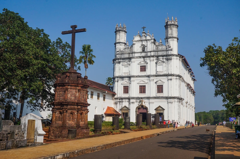 St.Francis Church Goa