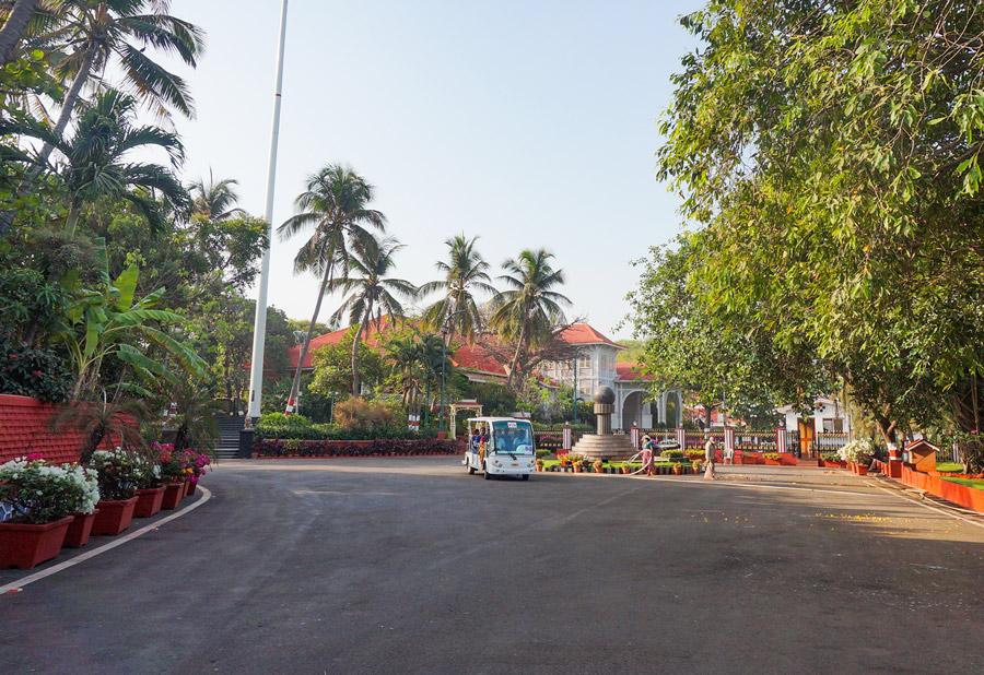 Raj Bhavan visit
