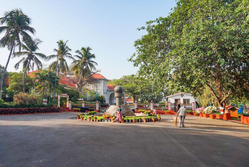 Visit Raj Bhavan Mumbai