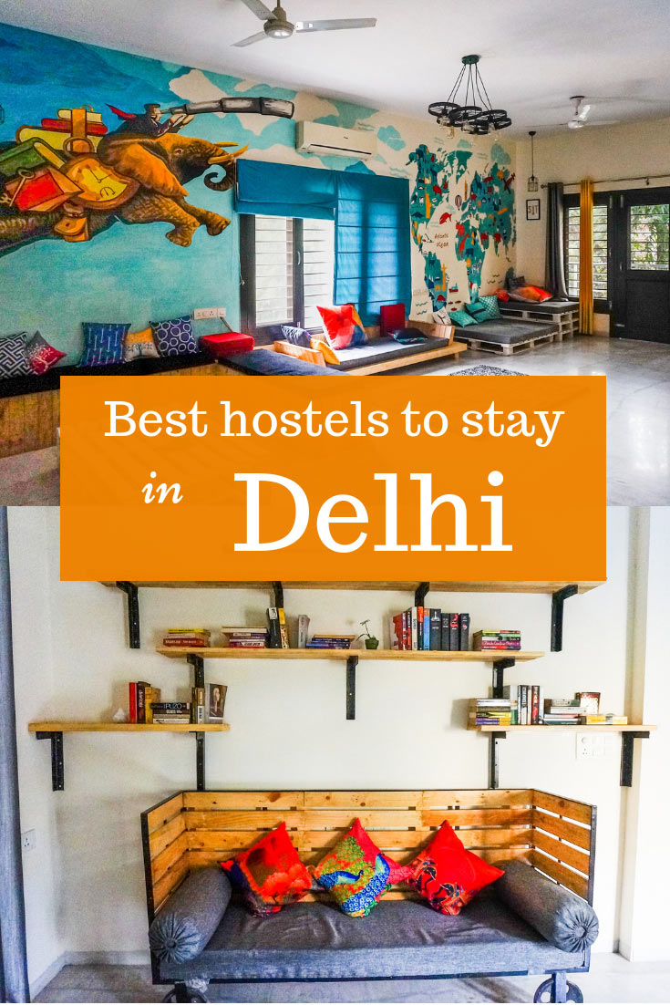 best hostels in Delhi