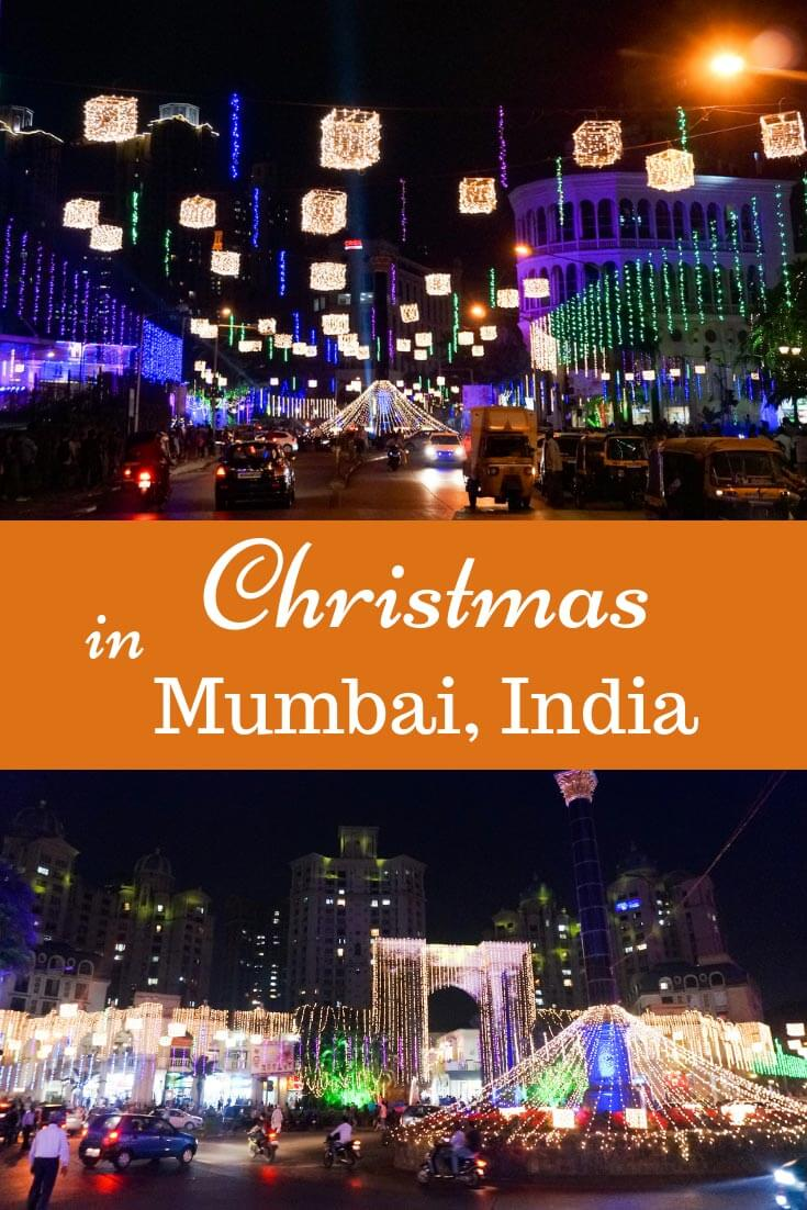 How to celebrate Christmas in Mumbai? Where to find Christmas spirit, shopping for Christmas, festive food and other tips to plan this experience right :) #IncredibleIndia #Mumbai #Christmas #holidayseason #holidaydecorations #holidaygifts
